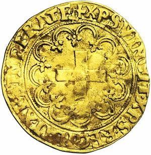 France 1541D ecu dor rev JElsen 121-1149.jpg