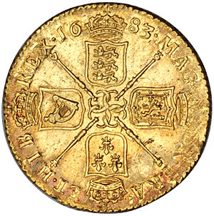Great Britain 1683 guinea rev Eliasberg 377.jpg