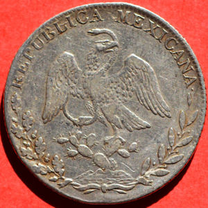 Mexico 1840 Go Pj 4 Reales Coinfactswiki