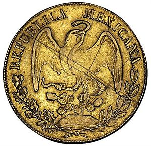 Mexico 1846Do 8 escudos rev Stacks 110-1223.jpg