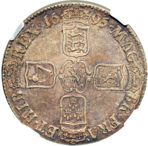 Great Britain 1695 crown rev Goldberg 74-4408.jpg