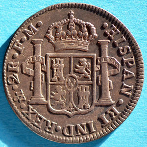 Mexico 1799 2 reales rev DSLR.jpg