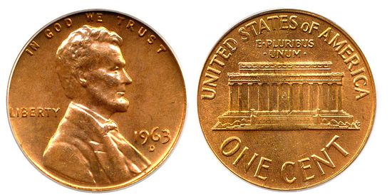 Reverse Due Date >> PCGS 92854 - Lincoln Cent, Memorial Reverse (1959-Date ...