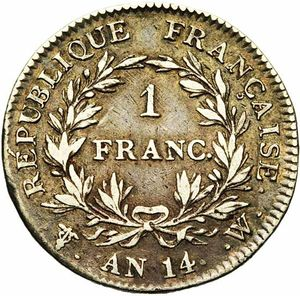 France An 14W franc rev JElsen 122-910.jpg