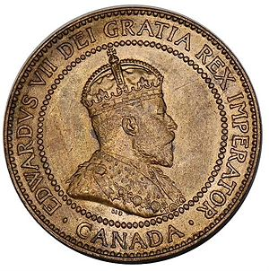 Rv For Sale Canada >> Canada 1909 cent - CoinFactsWiki