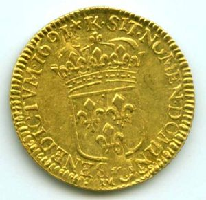 France 1691K louis dor rev 600.jpg