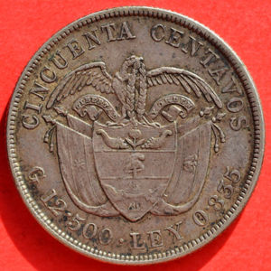Colombia 1892 50 centavos rev DSLR.jpg