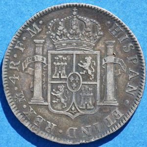 Mexico 1777 4 reales rev DSLR.jpg