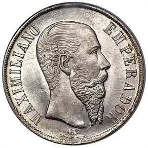 Mexico 1866 Mo Peso Coinfactswiki